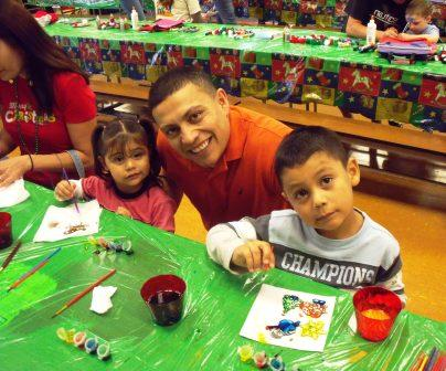Military Families to a Special Event | Volunteer San Diego's Blog